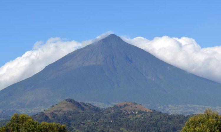 Mountain Muhabura
