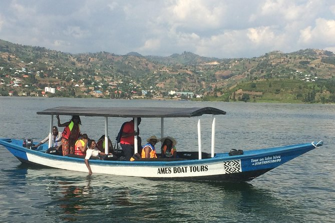 Activities on Lake Kivu