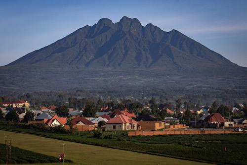 musanze town