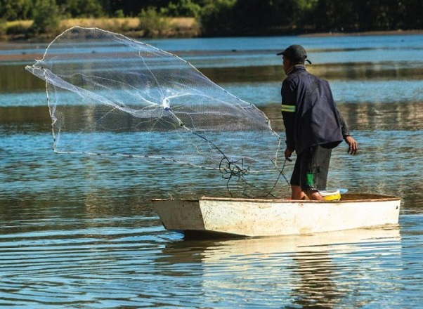 fishing in akagera national park
