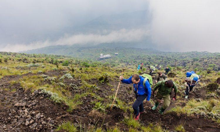 3 Days Nyiragongo Hike from Kigali.